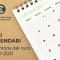 Imatge destacada notícia nou calendari - Societat Catalana de Reumatologia - curs 2020-2021-2