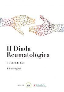 Cartell II Diada Reumatològica Digital - Societat Catalana de Reumatologia 2021