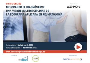 Imatge destacada Curs online ECOCAT millorant el diagòstic - 2021-2022 - Societat Catalana de Reumatologia