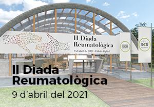 Imatge destacada II Diada Reumatològica - 9 abril 2021 - Societat Catalana de Reumatologia
