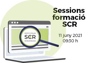 Sessions científiques SCR