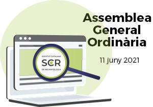 Convocatòria Assemblea General Ordinària i presentació nou president SCR