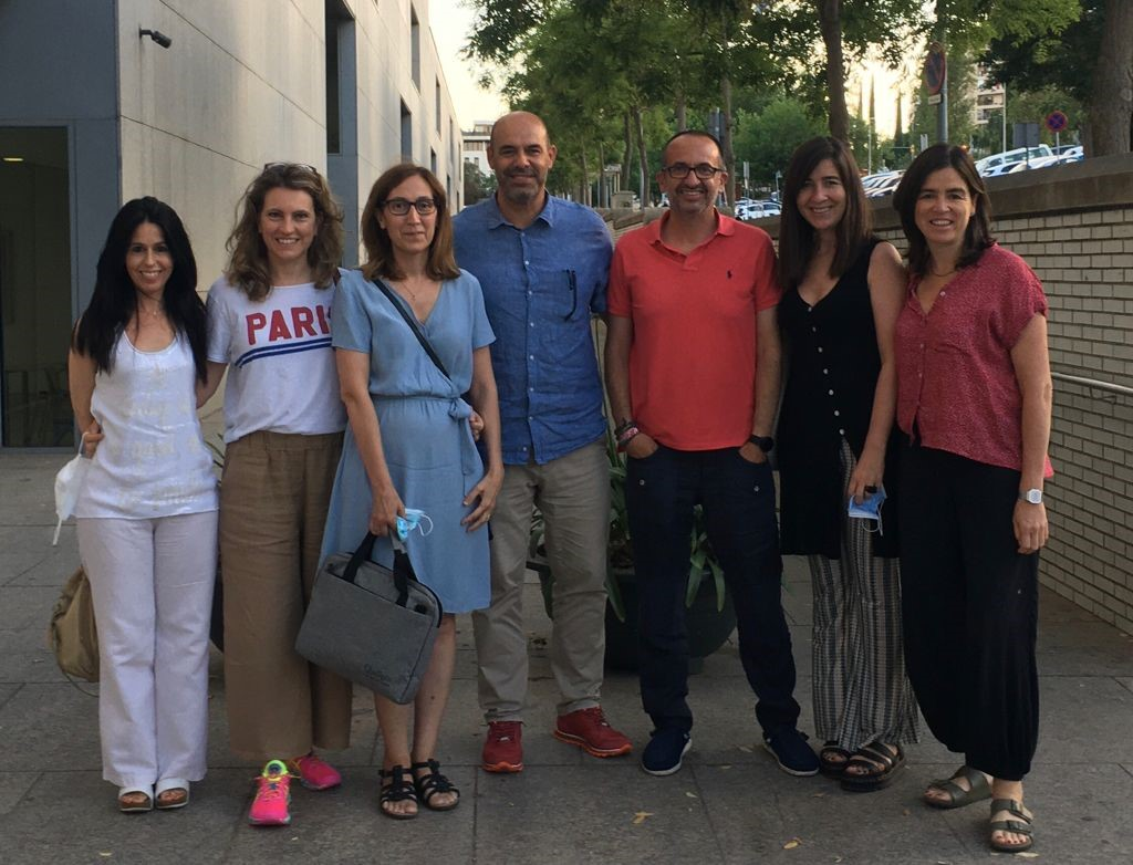 Foto Junta 2021 - Societat Catalana de Reumatologia